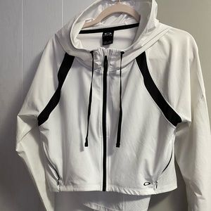 OAKLEY CROP JACKET